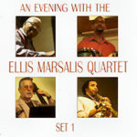 Ellis Marsalis an Evening with the Ellis Marsalis Quartet Set 1