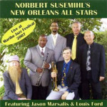 Norbert Susemihl's New Orleans All Stars Maribo 2007